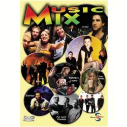 DVD - Music Mix - Vários - 7898908779622