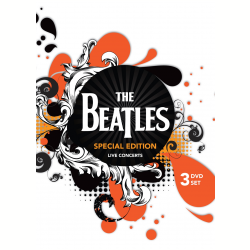 The Beatles: Special Edition - Live Concerts