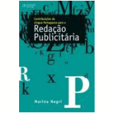 Contribuiçoes Da Lingua Portuguesa Para A Redaçao - Marina Negri