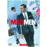 Mad Men - 6� Temporada (DVD) - V�rios (veja lista completa)