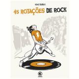 45 Rotaçoes De Rock - Hervé Bourhis