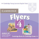 Cambridge Young Learners English Tests Flyers 4 Cd Examination Papers From The University Of Cambridg - Cambridge Esol