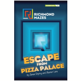 Escape From Pizza Palace - Alastair Lane