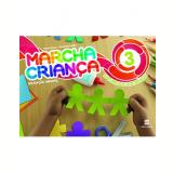 Marcha Criança Natureza E Sociedade - (Vol. 3) - Educação Infantil - Teresa Marsico, Armando Coelho