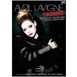 Avril Lavigne Em Dobro - Live At Roxy Theatre 2007 E Live In Canada 2007 (DVD) - Avril Lavigne