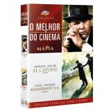 Máfia - O Melhor do Cinema (DVD) - Rod Steiger