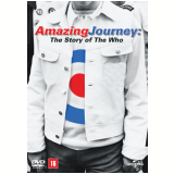 Amazing Journey - The Story Of The Who (DVD) - The Edge, Roger Daltrey, Pete Townshend