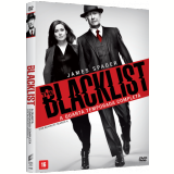 Box - Blacklist - 4ª Temporada (DVD)