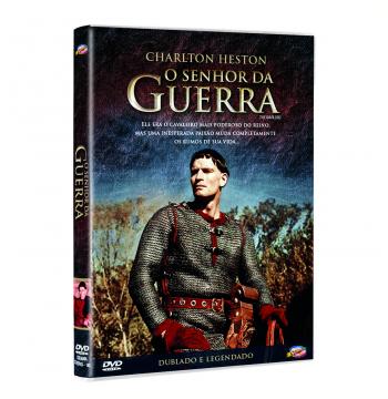 O Senhor da Guerra (DVD)
