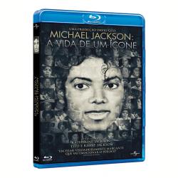 Blu - Ray - Michael Jackson - A Vida de um Ícone - Vários ( veja lista completa ) - 7892141106276