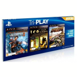 Tri-play Aventura - Uncharted 2, Ico & Shadow Of The Colossus, Motorstorm (PS3) -