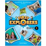 First Explorers 1 Class Book -