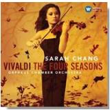 Vivaldi: The Four Seasons (CD) - Sarah Chang, Orpheus Chamber Orchestra