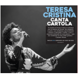 Teresa Cristina - Canta Cartola (dvd) + (CD) - Teresa Cristina