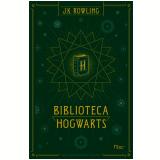 Box - Biblioteca Hogwarts – 3 Volumes - J. K. Rowling