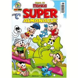 Livros - Super Almanaque - Turma Da Monica ( vol. 1 ) - Mauricio de Sousa - 9788542606959