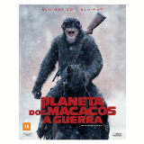 Planeta dos Macacos - A Guerra (Blu-Ray 3D + Blu-Ray) - Woody Harrelson, Andy Serkis, Steve Zahn