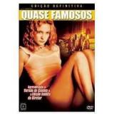 Quase Famosos (DVD) - Vários (veja lista completa)