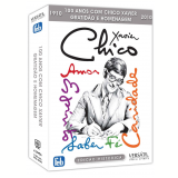 100 Anos com Chico Xavier: Gratidão e Homenagem (DVD) - Divaldo Pereira Franco, AndrÉ Trigueiro