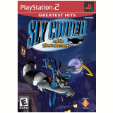 Sly Cooper and the Thievius Raccoonus (PS2) -