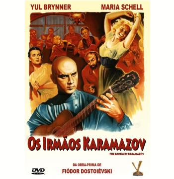 Os Irmãos Karamazov (DVD)