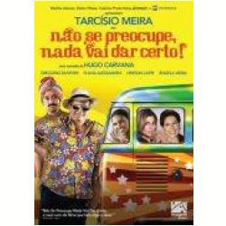 DVD - Não Se Preocupe, Nada Vai Dar Certo ! - Hugo Carvana ( Diretor ) - 7899154513022
