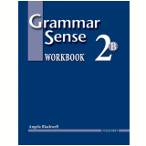 Grammar Sense 2b - Workbook - Bland