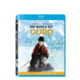 Em Busca Do Ouro (Blu-Ray) - Charles Chaplin
