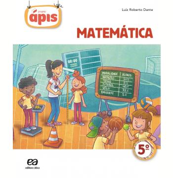 Projeto Ápis - Matemática - 5º Ano - Ensino Fundamental I