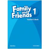 Family And Friends 1 Teacher's Book - Penn, Julie