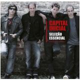 Capital Inicial - Seleção Essencial Grandes Sucessos (CD) - Capital Inicial