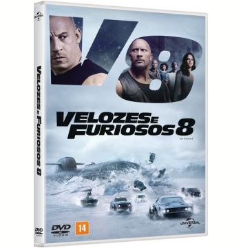 Velozes E Furiosos 8 (DVD)