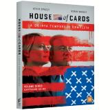 House Of Cards - 5ª Temporada (4 DVDs) - Vários (veja lista completa)