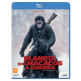 Planeta dos Macacos - A Guerra (Blu-Ray) - Woody Harrelson, Andy Serkis, Steve Zahn