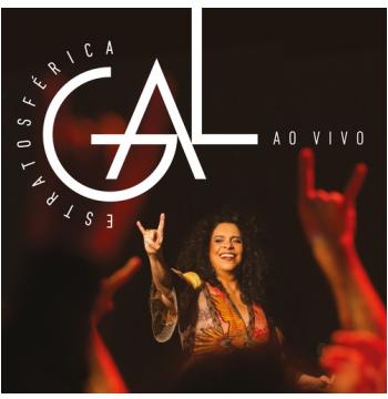 Gal Costa - Estratosférica - Ao Vivo (CD)