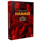 Coleção Estúdio Hammer - Digistak + 6 Cards (DVD) - Christopher Lee, Peter Vaughan
