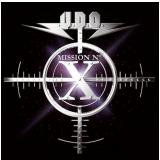U.D.O. - Mission N° X (CD) - Udo
