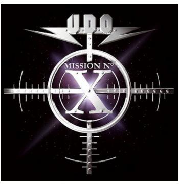 U.D.O. - Mission N° X (CD)