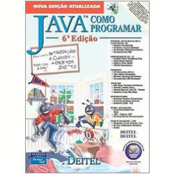 Livros - Java: Como Programar - Harvey M. Deitel, Paul J. Deitel - 9788576050193