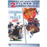Loucademia de Polícia 3 + Loucademia de Polícia 4 (DVD) - Vários (veja lista completa)