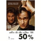 50% (DVD) - Vários (veja lista completa)