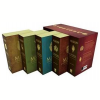 As Cr�nicas de Gelo e Fogo (5 Vols.)