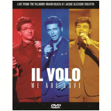 Il Volo - We Are Love - Live From Miami Beach At Jackie Gleason Theatre (DVD) - Il Volo
