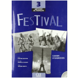 Festival 3 Cahier D´Exercices + CD Audio - Poisson