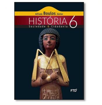 História, Sociedade E Cidadania - 6º Ano