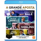 A Grande Aposta (Blu-Ray) - Steve Carell, Christian Bale