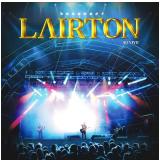Lairton - Ao Vivo (CD) - Lairton