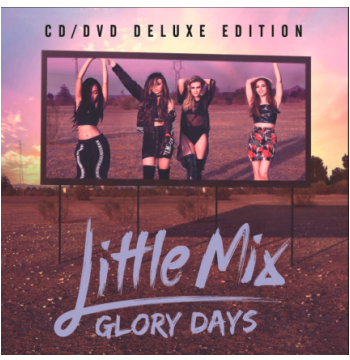 Little Mix - Glory Days - Deluxe Edition (DVD) +  (CD)