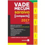Vade Mecum Compacto 2017 (Espiral) - Editora Saraiva