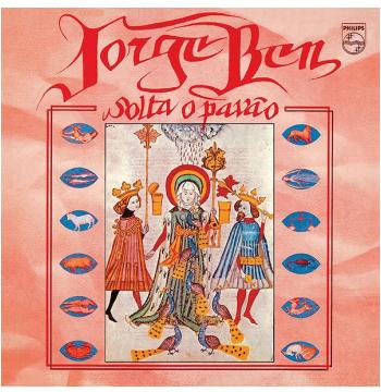 Jorge Bem - Solta o Pavão (CD)